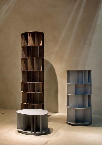 Michele De Lucchi Existence Bookcases