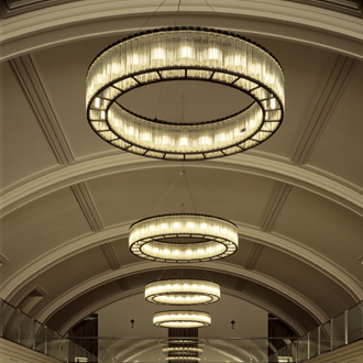 Miguel Milá Estadio Hanging Lamp