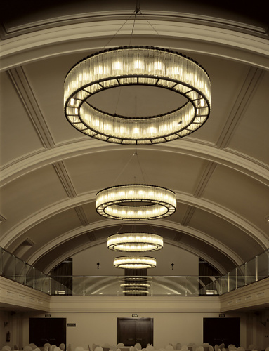 Miguel Milá Estadio Hanging Lamp