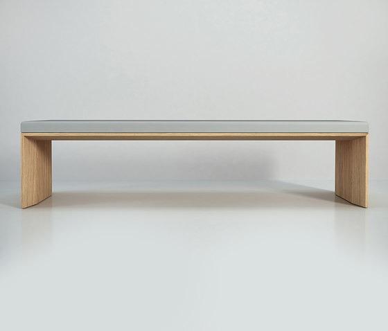 Miguel Brovhn Planar Bench
