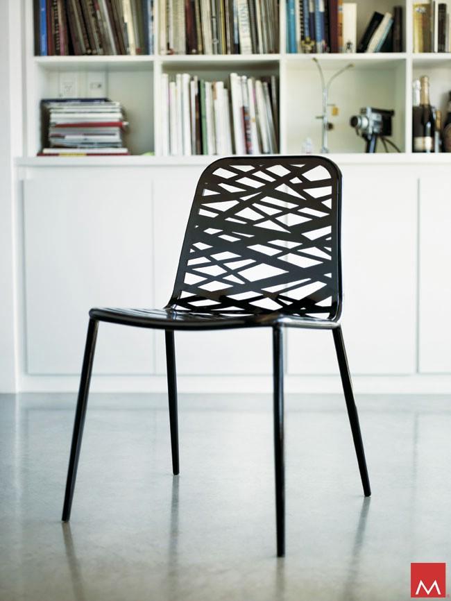 Modloft Clarges Dining Chair