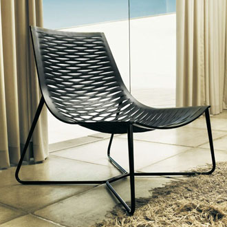 Modloft York Lounge Chair