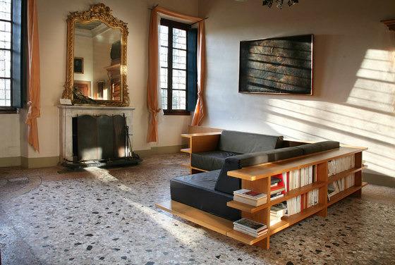 Morelato Divano Book Sofa