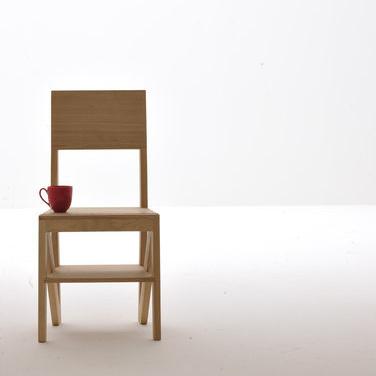 Morelato Sedia Scala Zero Chair