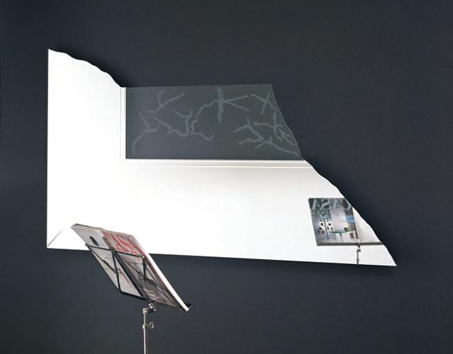 Nanda Vigo Scornice Mirror