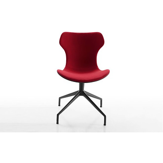 Naoto Fukasawa Papilio Shell Chair With X-base