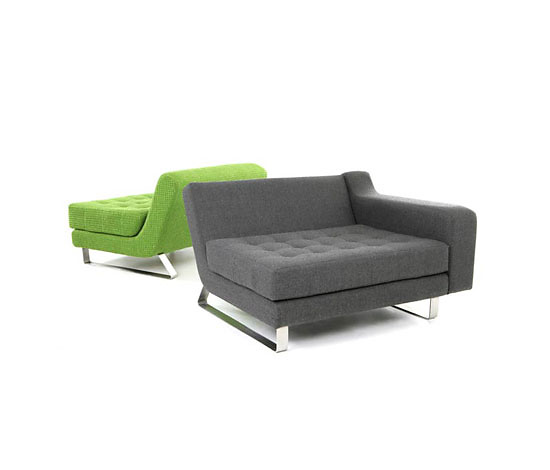 Naughtone Portion Module Sofa