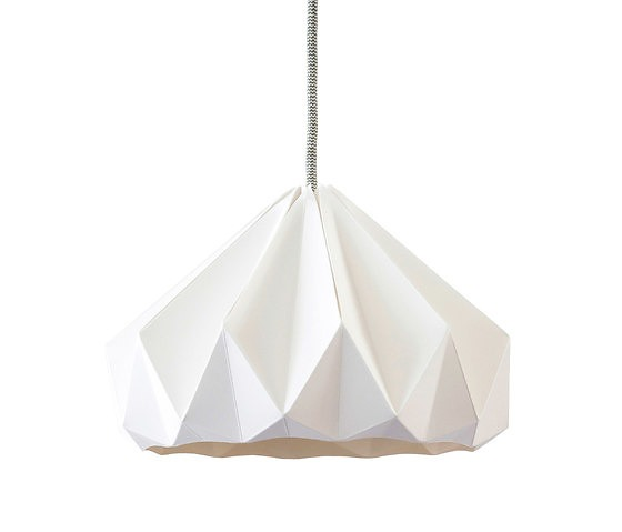 Nellianna Van Den Baard and Kenneth Veenenbos Chestnut Lamp