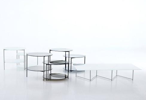 Nendo Byobu Round Table