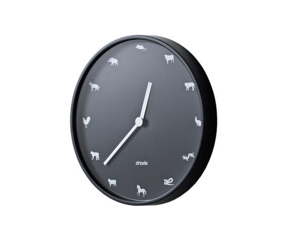 Nendo Clock In Clock