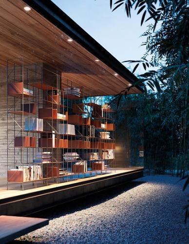 Neuland Paster&Geldmacher Network Bookcase