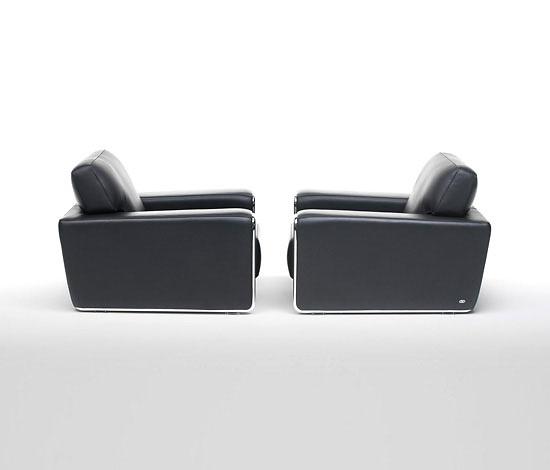 Nicolaus Maniatis and Jürgen Braun DS 180 Seating