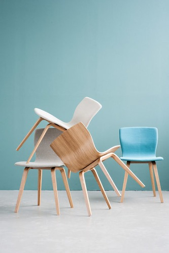 Niels Gammelgaard Butterfly Chair Collection