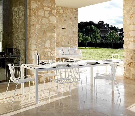 Nieves Contreras Out Line Seating Collection