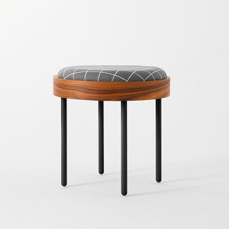 Nipa Doshi and Jonathan Levien Chandlo Stool