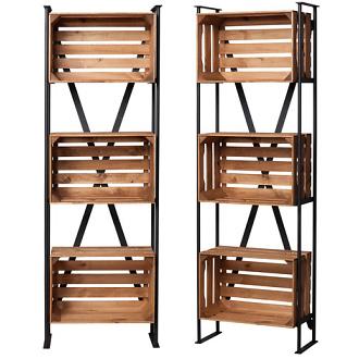 jack godfrey wood and tom ballhatchet build shelving. Black Bedroom Furniture Sets. Home Design Ideas