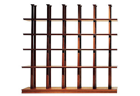 "O""scar Tusquets Columnata Bookcase"