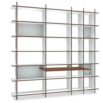 Oliver Conrad Studio DQR Desk Shelving System