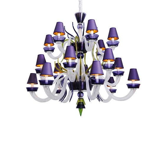 Olivier Gagnère Caigo Lamp Collection