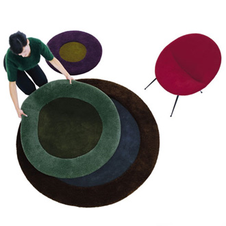 Oriol Guimera and Mariana Eidler Fit Carpet