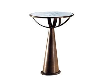 Oscar Tusquets Blanca Astrolabio Table