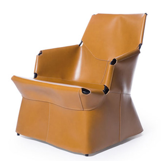 Charles eames and ray eames eames chaise for Chaise eames cuir