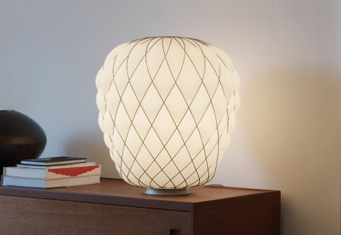Paola Navone Pinecone Table Lamp