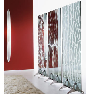 Screens And Room Dividers Contemporary Collection