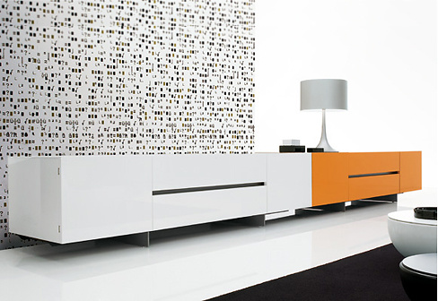 Paolo Piva Max Sideboard