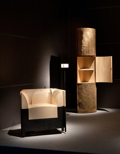 Paolo Pallucco Victims Chair