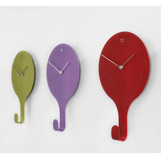 Pascal Tarabay Suspend Wall Clock