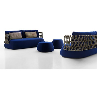 Patricia Urquiola Fat Sofa Outdoor