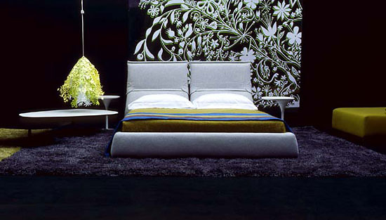 Patricia Urquiola Highlands Bed