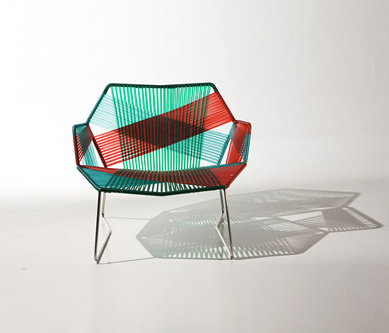 Patricia Urquiola Tropicalia Seating Collection