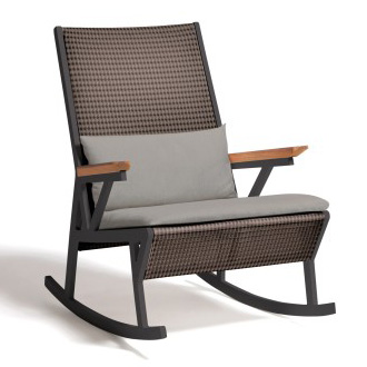 Patricia Urquiola Vieques Rocking Chair