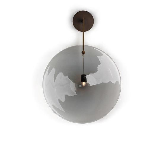 Patrick Naggar Orbe Lamp Collection