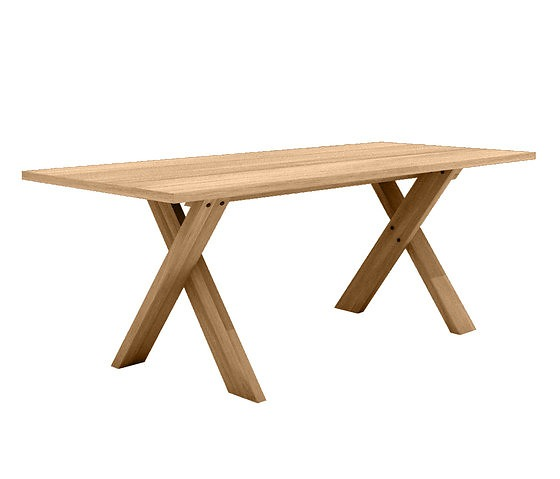 Patrick Pettersson Oak Pettersson Dining Table