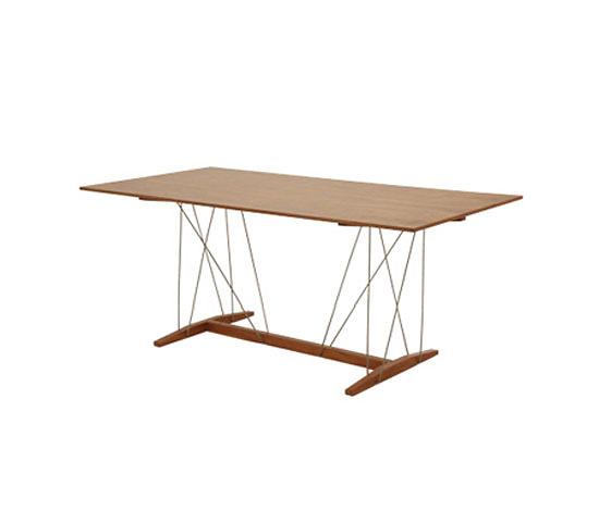 Pedro Useche Tensor Rectangular Table