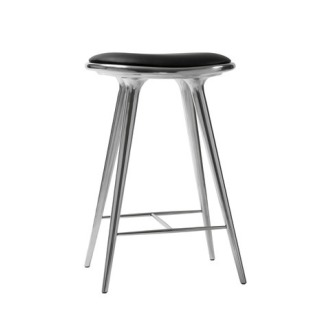 Peter Bundgaard Rützou and Signe Bindslev Henriksen Recycled Aluminium Stool Collection