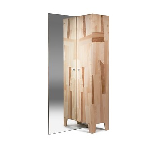 Peter Marigold Mirror Wardrobe
