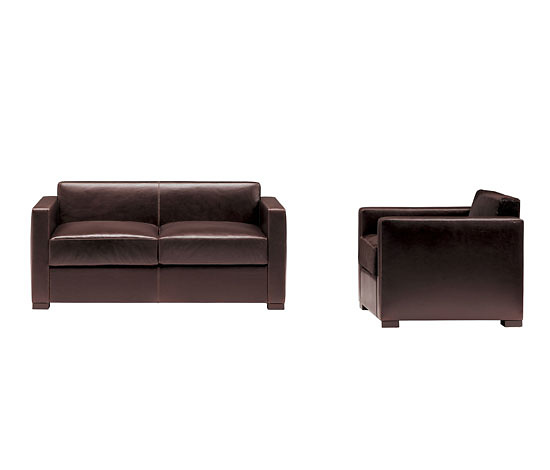 Peter Marino Linea A Armchair and Sofa