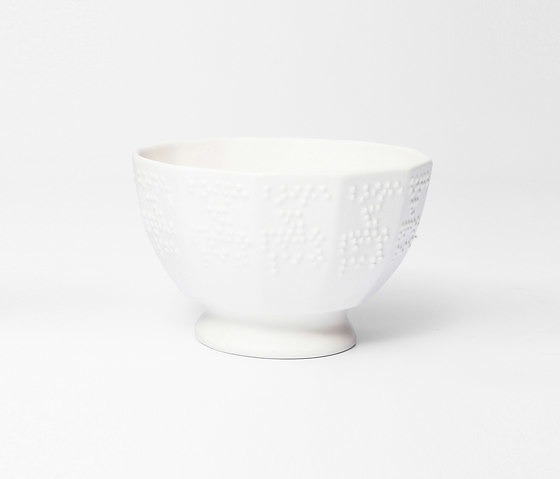 PETITE FRITURE Braille Bowl