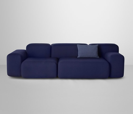 Petter Skogstad Soft Blocks Sofa