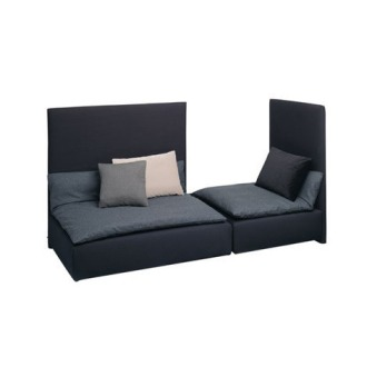 Philipp Mainzer and Farah Ebrahimi Sf03 Shiraz Sofa