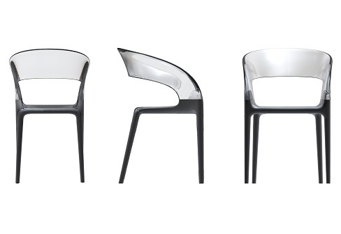 Philippe Starck and Eugeni Quitllet Ring Chair