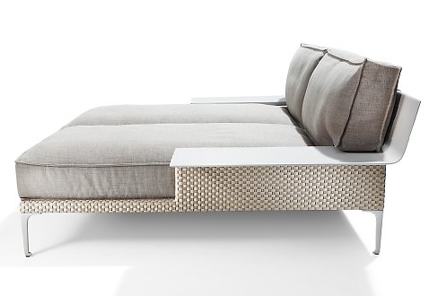 starck rayn daybed - Chaise Longue Philippe Starck