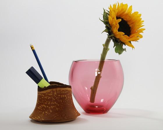 Pia Wüstenberg Small Stacking Vessels Vase