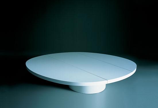 Piero Lissoni Asymmetrical Table