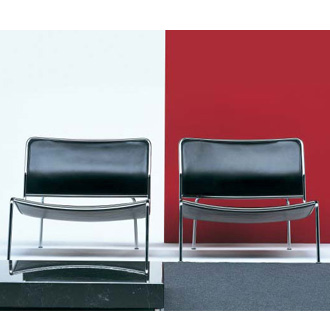 Piero Lissoni Frog Chair and Seating