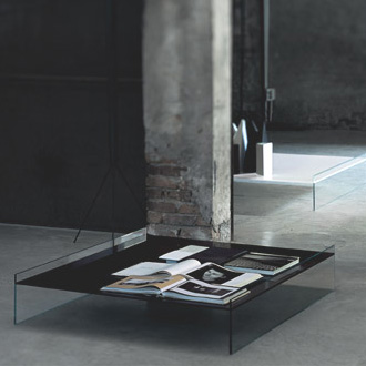 Piero Lissoni, Marc Krusin and Carlo Tamborini Ponte Table